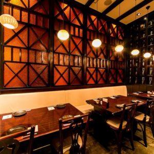 燦鶏 丸の内店 テーブル席(2名様~4名様)