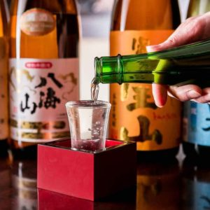 燦鶏 丸の内店 ドリンク 日本酒