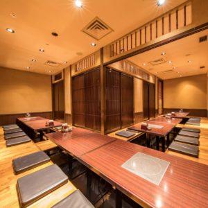 燦鶏 丸の内店 【店貸切】最大82名様までのご宴会承ります。